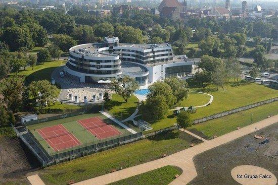 Copernicus Hotel - Torun: Exterior