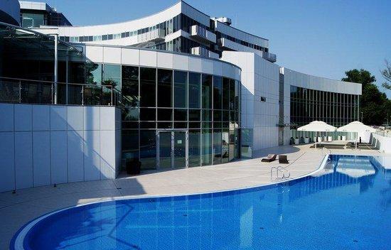 Copernicus Hotel - Torun: Pool