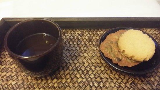 Villa.Like - Ren'ai: 療程完畢後 薑茶+小茶點!!