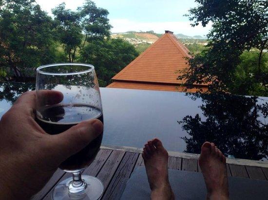Villa Zolitude Resort and Spa: Relaxing