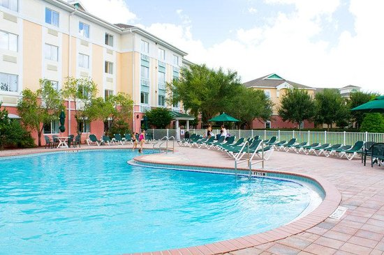 Crown Club Inn Orlando By Exploria Resorts: Pool