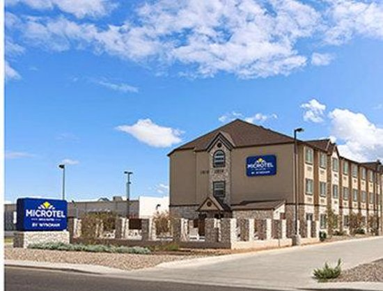 Microtel Inn & Suites by Wyndham Odessa: Welcome to Microtel Inn And Suites Odessa