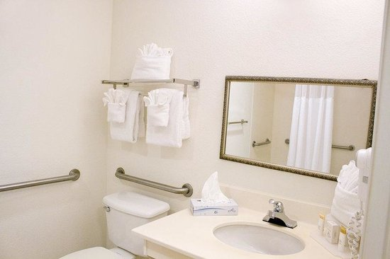 Crown Club Inn Orlando By Exploria Resorts: Accessible Queen Room