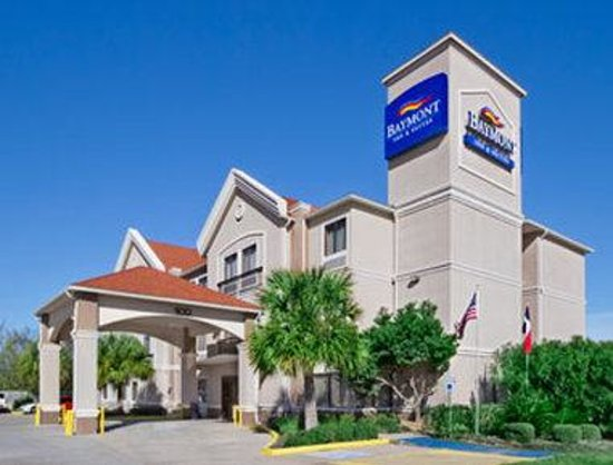 Beach trip review of baymont inn suites clute clute for The baymont