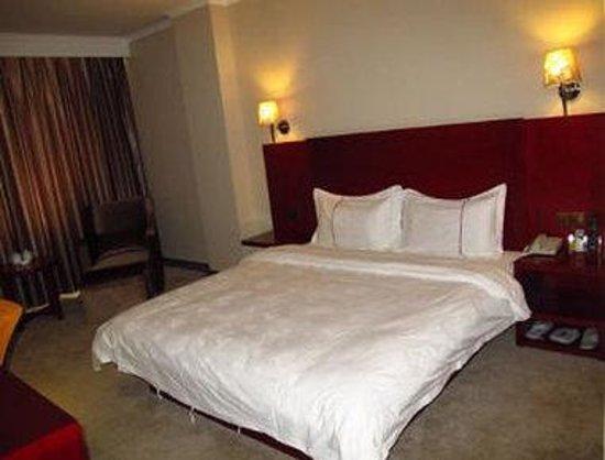 Super 8 Hotel Yinchuan Nan Men Guang Chang: King Bed Room
