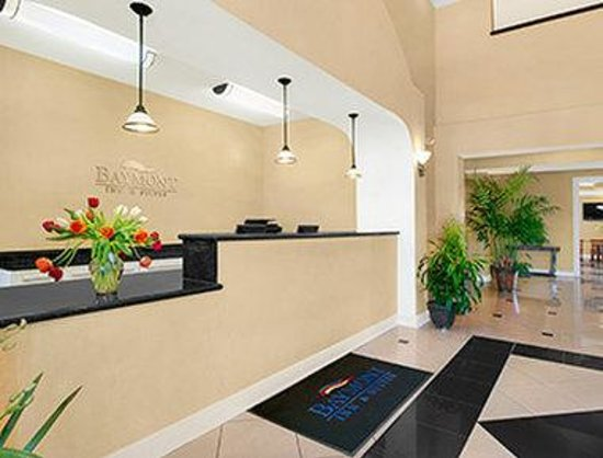 Baymont Inn & Suites Marrero : Lobby