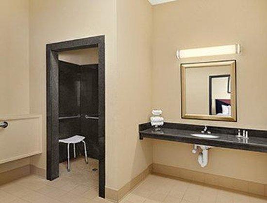 Baymont Inn & Suites Marrero: ADA Bathroom