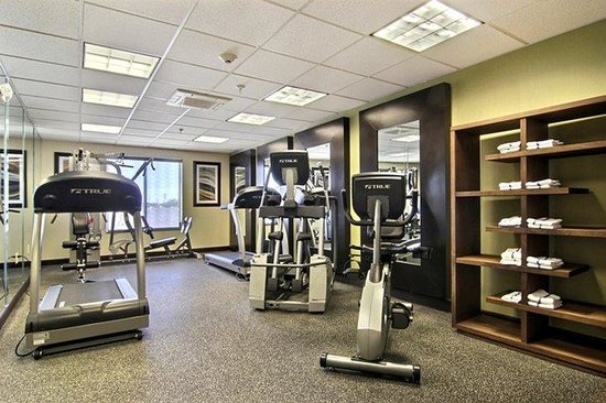 Holiday Inn Express Hotel & Suites Hobbs : Fitness Center