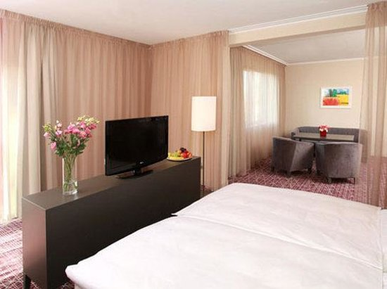 NH Prague City: Executive Room