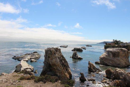 Margo Dodd Park: View from the cliffs