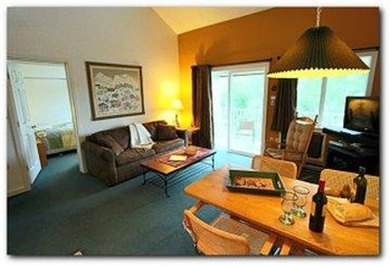 The Lodge at Lincoln Station Resort: Loft Suite