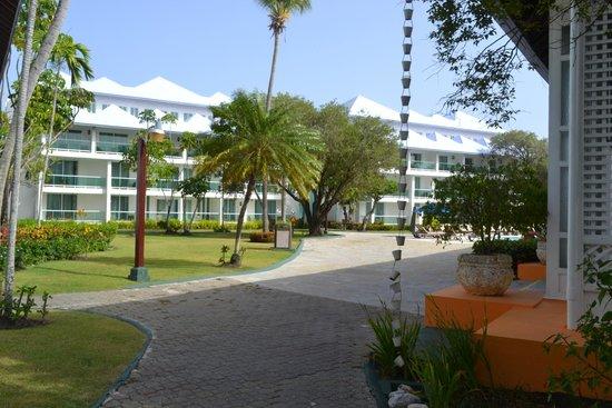 Grand Paradise Playa Dorada: grounds