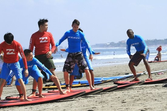 Pro Surf School: 1