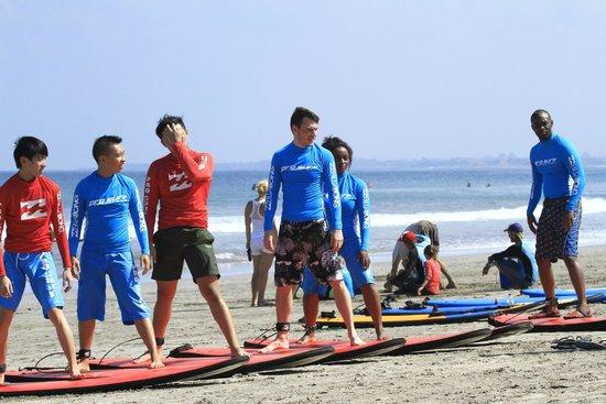 Pro Surf School: 4