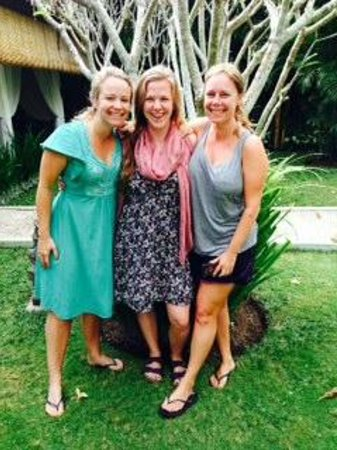Goddess Retreats: Great friends