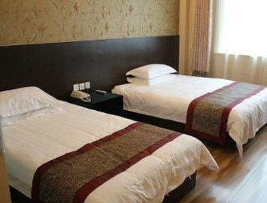 Super 8 Hotel Jinan International Airport: Twin Bed Room