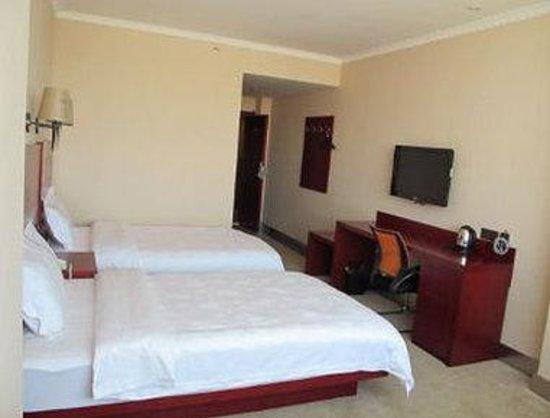 Super 8 Hotel Luzhou Baita Ying Hui Lu: Twin Bed Room