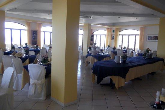 Panoramic Hotel: Sala da pranzo