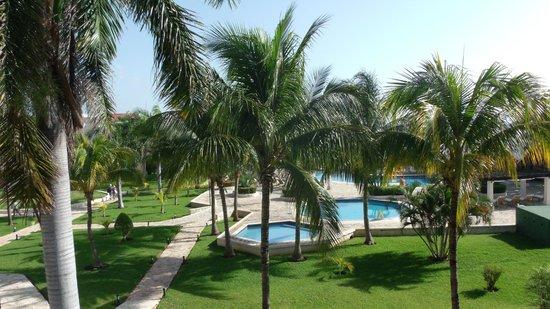 Ocean Spa Hotel: vista relajante.