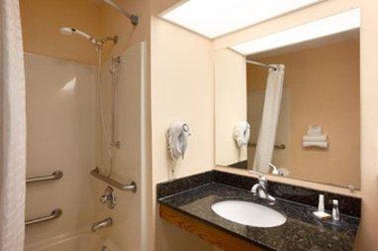Baymont Inn & Suites Gaffney: Accessible Bathroom