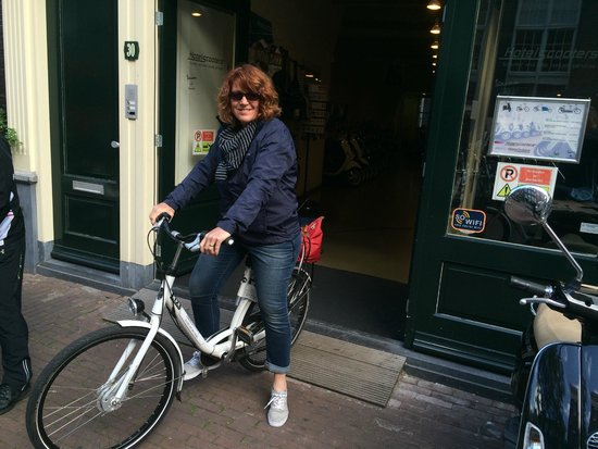 Hotel Scooters bike