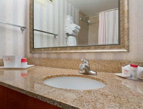 Ramada Bismarck: Bathroom