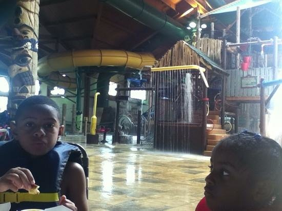Great Wolf Lodge Kansas City : awesome!