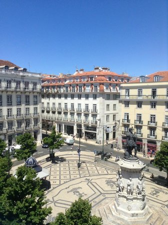 "Bairro Alto Hotel : From our ""Juliet Window"" view"