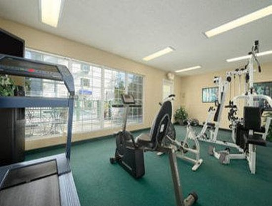 Baymont Inn and Suites Jacksonville/at Butler Blvd.: Fitness Center