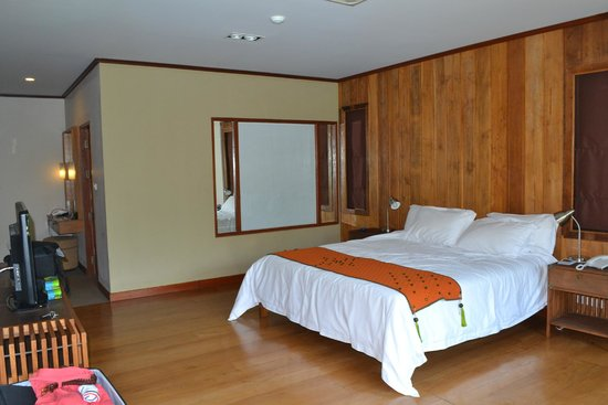 VC@Suanpaak Hotel & Serviced Apartment: Large Bedroom