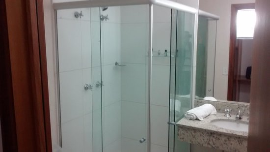 Pousada Villa de Campos : Banheiro