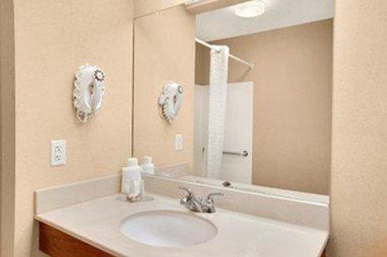 Baymont Inn & Suites Easley/Greenville : Accessible Bathroom