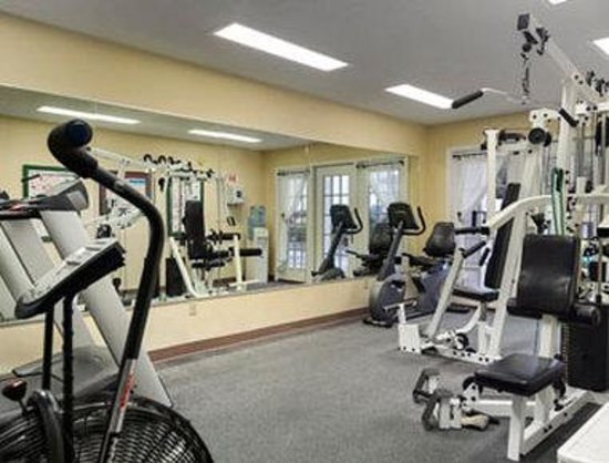 Baymont Inn & Suites Valdosta at Valdosta Mall: Fitness Center