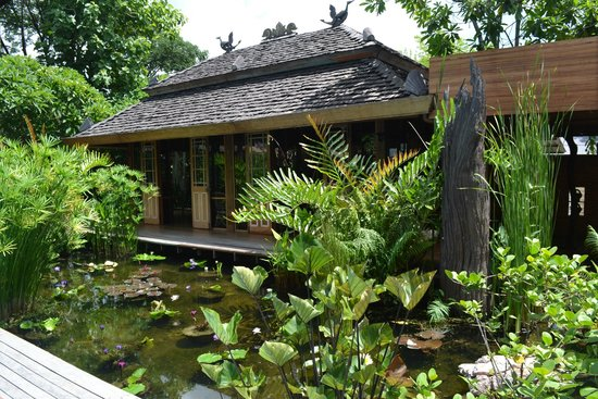 VC@Suanpaak Hotel & Serviced Apartment : Tropical Garden