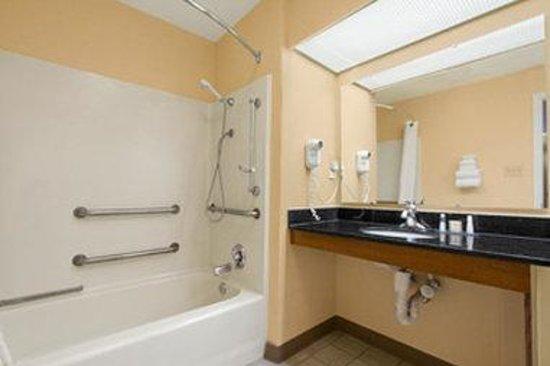 Baymont Inn & Suites Dunn: Accessible Bathroom