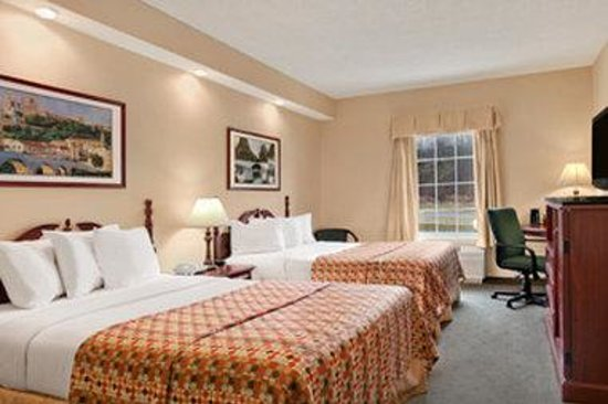 Baymont Inn & Suites Martinsville: Standard Double Room