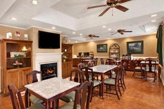Baymont Inn & Suites Martinsville : Restaurant