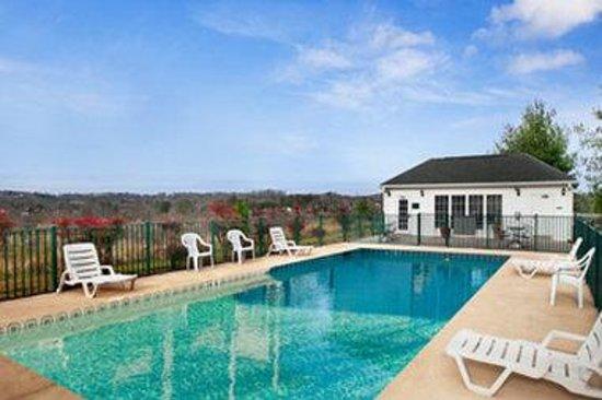Baymont Inn & Suites Martinsville : Pool