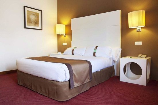 Holiday Inn Madrid - Calle Alcala: Standard room with 1 Double Bed
