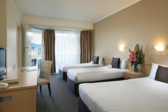 Comfort Inn Haven Marina: Family Room