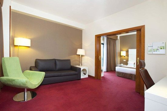 Holiday Inn Madrid - Calle Alcala: Suite