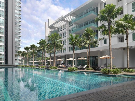 Lanson Place Bukit Ceylon Serviced Residences