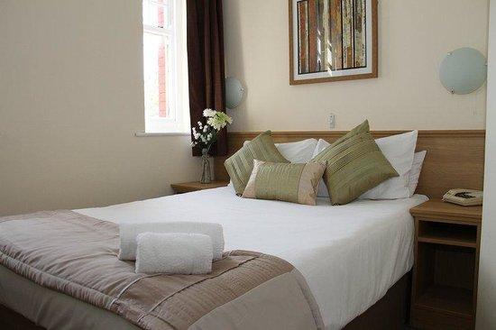 Rowton Hotel Birmingham: Standard Double Bedroom