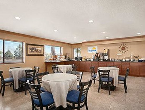 Days Inn Sierra Vista : Breakfast Area