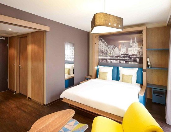 Adagio Koln City: Guest Room