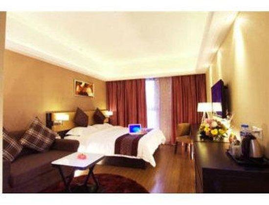 Super 8 Hotel Chengdu LI du Wei Gang: One Double Bed Room