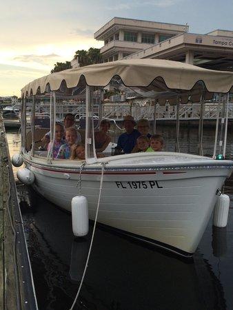 eBoats Tampa: Group shot