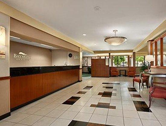 Baymont Inn & Suites Columbia Northwest: Lobby