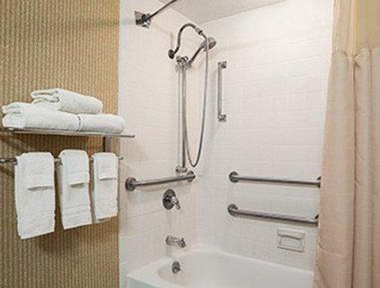 Days Inn - Rock Falls : ADA Bathroom