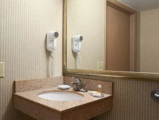 Days Inn - Rock Falls: ADA Bathroom